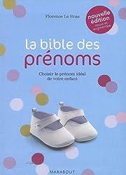 La bible des prénoms