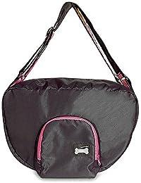 oumosi transportín plegable transpirable portátil mascota bolso bolsa de viaje para mascotas