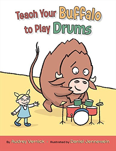 Teach Your Buffalo to Play Drums (English Edition) - Drum Buffalo