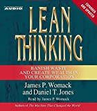 [Lean Thinking: Banish Waste and Create Wealth in Your Corporation] (By: James P. Womack) [published: August, 2003]