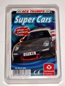 Ace Trumps Super Cars 2