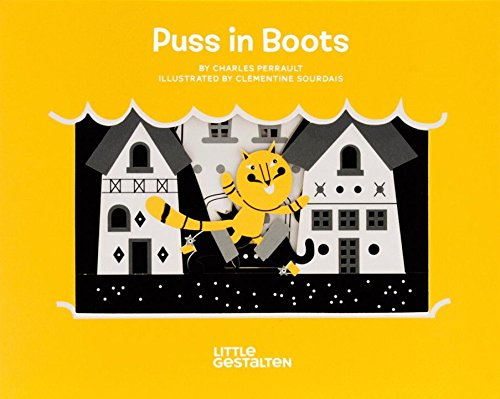 Puss in Boots por Charles Perrault