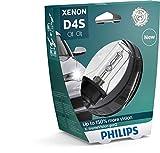 Philips 42402XV2S1 Xenon-Scheinwerferlampe X-tremeVision D4S Gen2, Einzelblister