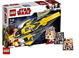 LEGO Star Wars Anakin's Jedi Starfighter (75214) + Star Wars Sticker