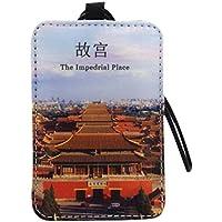 Koala Superstore Características Regalos Etiquetas de Equipaje Etiquetas de Viaje Etiqueta de Equipaje, Forbidden City