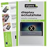 dipos XIDO Z110 3G 10 Zoll Schutzfolie (2 Stück) - Antireflex Premium Folie Matt
