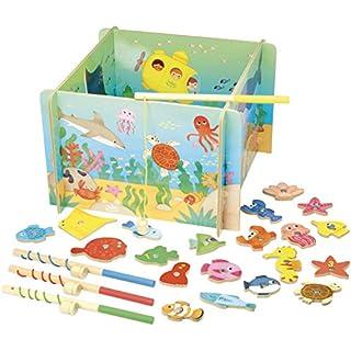 Vilac vilac4356magnetisch Ocean Angeln Box
