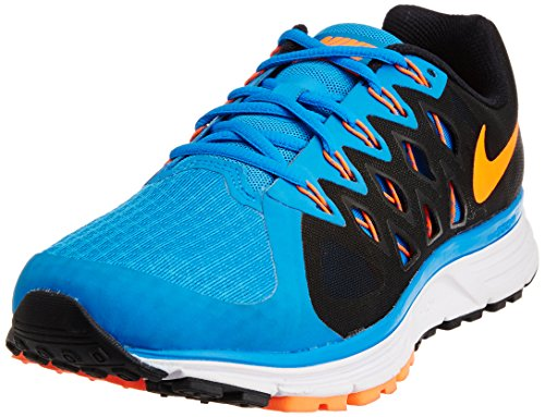 Nike Men's Zoom Vomero 9 Photo Blue,Hyper Crimson,Black  Running Shoes -8 UK/India (42.5 EU)(9 US)  available at amazon for Rs.10481