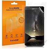 3x kwmobile pellicola protettiva display per Samsung Galaxy A5 (2016) TRASPARENTE - qualità premium