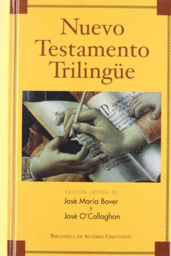 Nuevo Testamento trilingüe (NORMAL)