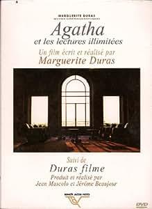 Agatha et les lectures illimitees Marguerite Duras