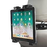 "CSL - Kfz Kopfstützenhalterung fürs Tablet | Universal Halterung für 7-13"" Tablet-PCs | kompatibel mit Apple iPad 1 2 3 4 Air, Samsung Galaxy Tab, Amazon Fire HD, Microsoft Surface etc."