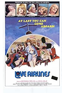Love Airlines - Movie Poster - 69x102 cm