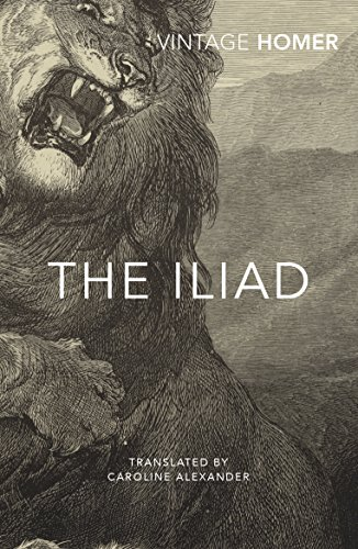 The Iliad (Vintage Classics) por Homer