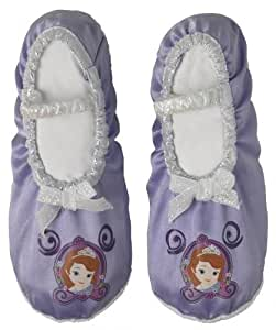 Rubie's Official Sofia The First ballet pumps, Children Costume - One Size