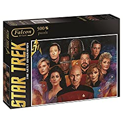 Star Trek Next Generation - 500 Teile Puzzle