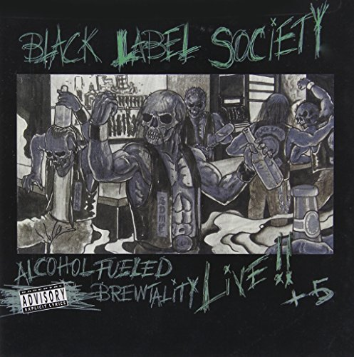 Alcohol Fueled Brewtality Live [Reissue] [2 CD] by Zakk Wylde's Black Label Society (2009-05-12)