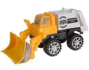 JUINSA Camión Reciclaje con Pala Excavadora (95464.0)