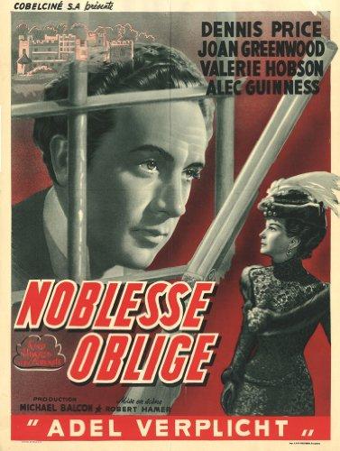 Tipo Cuori e Coronets Belga film Stampa (Tipo Movie Poster)