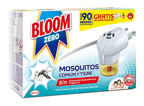 Bloom Zero Eléctrico Líquido Contra Mosquitos Común