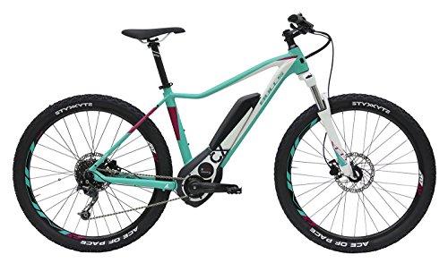 Bulls Damen E-Mountainbike 27.5 Zoll Hardtail Aminga E1 CX - Bosch Motor, Akku 500Wh, Shimano Schaltung