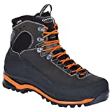 Aku Scarpe Superalp GTX Gore-Tex, Anthracite/Orange (EU 43 UK 9 USA 9.5)