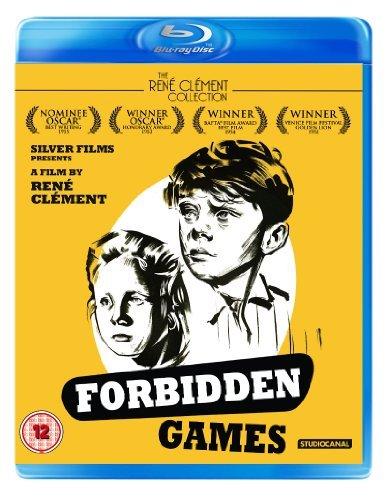 Bild von Forbidden Games (1952) ( Jeux interdits ) ( The Secret Game ) [ NON-USA FORMAT, Blu-Ray, Reg.B Import - United Kingdom ]