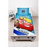Disney Cars 7,6cm Lightning Housse de couette pour enfant Motif imprimé, Multicolore, Grand modèle