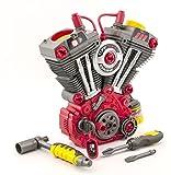 Lanard Workman Light and Sound Engine Builder Set