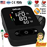 Dr. Trust Smart Talking Automatic Digital Bp Machine (Black)