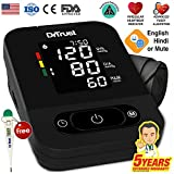 Dr Trust USA Digital Smart Dual Language Talking Automatic Electronic Blood Pressure Monitor