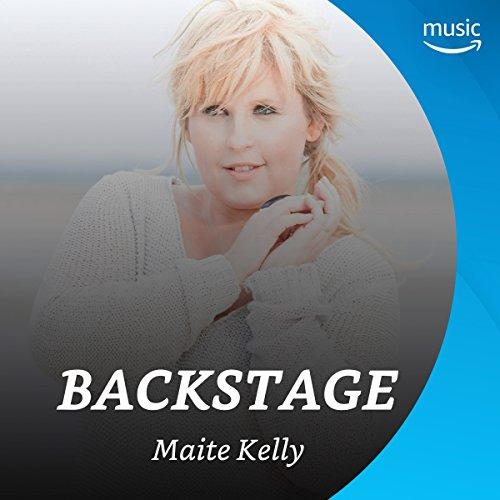 Backstage mit Maite Kelly