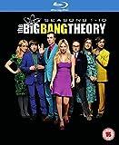 Big Bang Theory - Staffel / Seasons 1-10 [Blu-ray] [2017] [UK-Import]