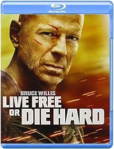 Live Free or Die Hard [Blu-ray] [2007] [US Import] [Region A]