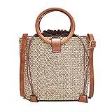 Damen Handtaschen,Rifuli Wild Messenger Bag Fashion One-Shoulder Kleine quadratische Tasche Rucksäcke Taschen Messenger Bags Daypacks Taschen