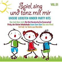 Spiel,Sing Und Tanz Mit Mir Vol.1-Unsere Liebsten