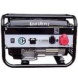 KRAFTHERTZ® Stromerzeuger, Benzin 3000 Watt, 1 & 3 Phasen (3000 Watt Benzin)