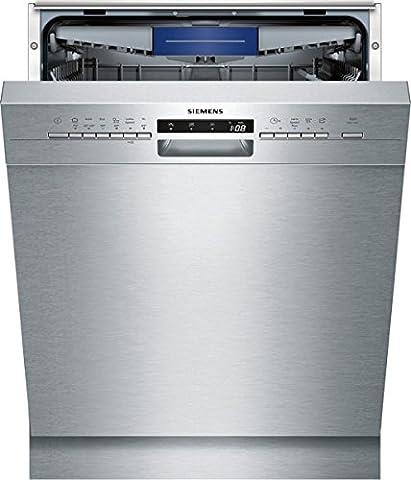 Siemens SN436S00KE iQ300 Geschirrspüler / A++ / 262 kWh/Jahr / 2100 L/Jahr / varioSpeed Plus