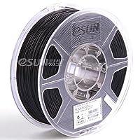 Esun 1.75 mm Siyah PLA+ Plus Filament - Black