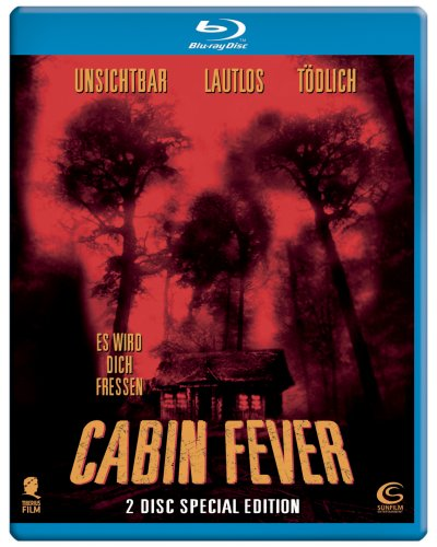 Cabin Fever (Blu-ray) [Special Edition] [2 Discs]