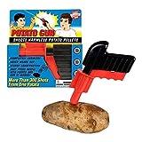 Pistola de munición patatas asadas Juego Fun y juego humorístico