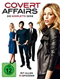 Covert Affairs - Die komplette Serie (19 Discs) - Chris Ord