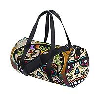 Plsdx Mexico Custom Multi Lightweight Large Yoga Gym Totes Handbag Travel Canvas Duffel Bags With Shoulder Crossbody Fitness Sports Luggage For Boys Girls Mens Womens
