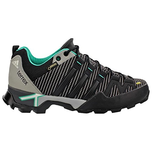 adidas Damen Terrex Scope Gtx Trekking-& Wanderhalbschuhe Mgh Solid Grey/Black/Shock Mint