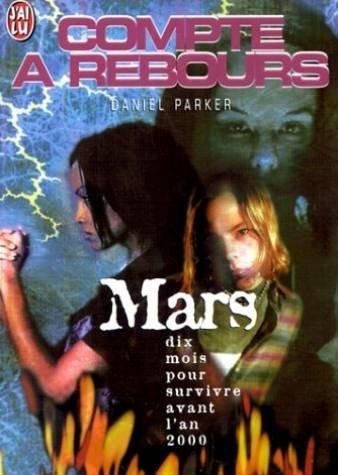Compte à rebours : Mars par Daniel Parker