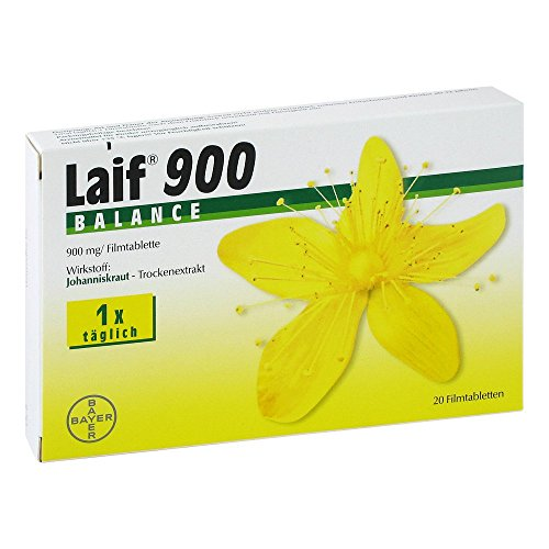 Laif 900 mg Balance Tabletten, 20 St.