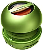 X-Mini KAI 2 Wireless Bluetooth Capsule Speaker Compatible with iPhone/iPad/iPod/Smartphones/Tablets/MP3 Player/Laptop - Green