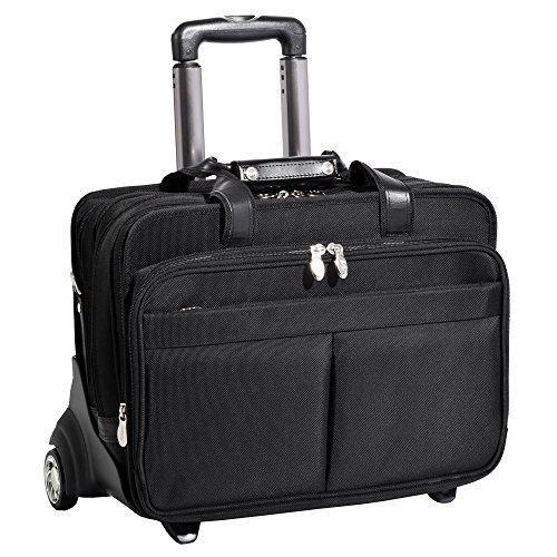 mcklein-usa-74555-roosevelt-r-series-nylon-17-inch-detachable-wheeled-laptop-case-with-removable-sle