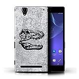 eSwish Phone Case/Cover for Sony Xperia T2 Ultra/Predator