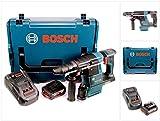 Bosch GBH 18 V-26 F Akku Bohrhammer Professional SDS-Plus in L-Boxx mit 1x GBA 6 Ah Akku und GAL 1880 CV Ladegerät